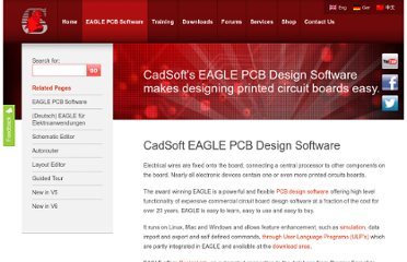 http://www.cadsoftusa.com/eagle-pcb-design-software/