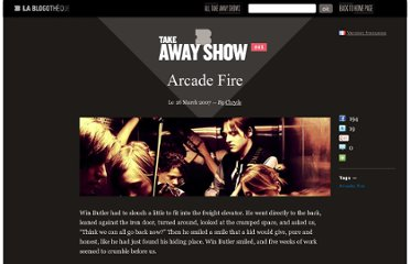http://en.blogotheque.net/2007/03/26/arcade-fire-en/