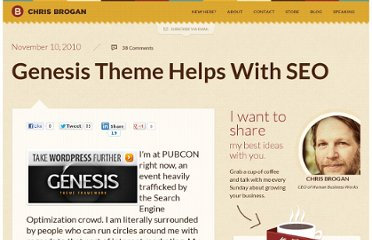 http://www.chrisbrogan.com/genesis-and-seo/
