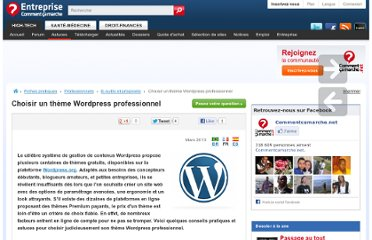 http://www.commentcamarche.net/faq/32240-choisir-un-theme-wordpress-professionnel