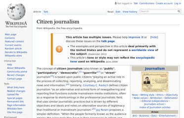 http://en.wikipedia.org/wiki/Citizen_journalism