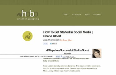 http://www.hobo-web.co.uk/how-to-get-started-in-social-media/