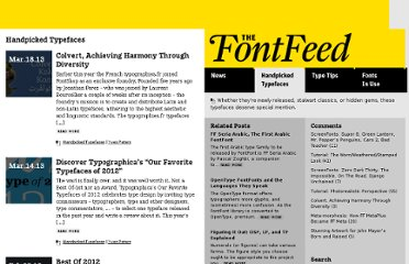 http://fontfeed.com/archives/category/handpicked-typefaces/