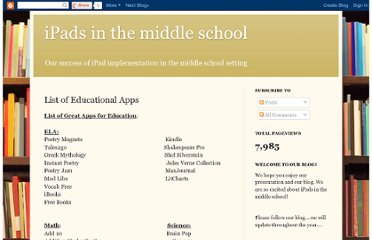 http://ipadsinthemiddle.blogspot.com/p/educational-apps.html