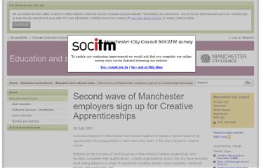http://www.manchester.gov.uk/news/article/6016/second_wave_of_manchester_employers_sign_up_for_creative_apprenticeships