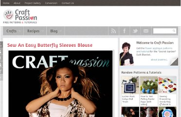 http://www.craftpassion.com/2011/09/sew-an-easy-butterfly-sleeves-blouse.html