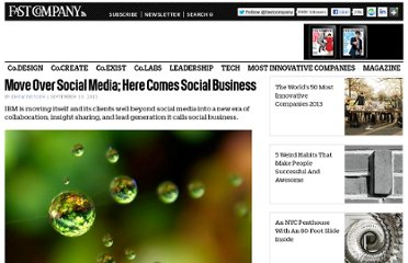 http://www.fastcompany.com/1779375/move-over-social-media-here-comes-social-business
