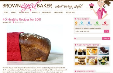 http://www.browneyedbaker.com/2011/01/04/40-healthy-recipes-for-2011/