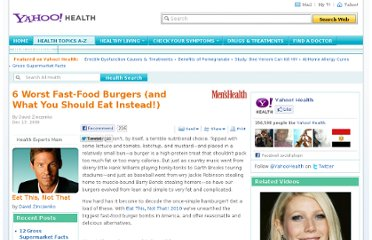http://health.yahoo.net/experts/eatthis/6-worst-fast-food-burgers-and-what-you-should-eat-instead/
