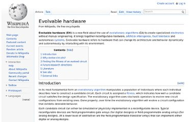 http://en.wikipedia.org/wiki/Evolvable_hardware