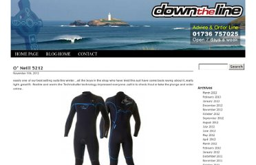 http://www.downthelinesurf.co.uk/blog/category/wetsuits/