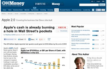 http://tech.fortune.cnn.com/2011/09/13/apples-cash-is-already-burning-a-hole-in-wall-streets-pockets/
