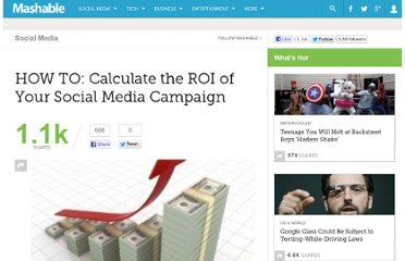 http://mashable.com/2010/11/05/calculate-roi-social-media/#