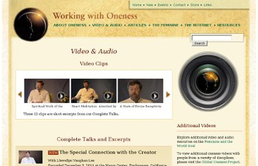 http://www.workingwithoneness.org/video-audio