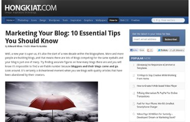 http://www.hongkiat.com/blog/marketing-your-blog-10-essential-tips-you-should-know/