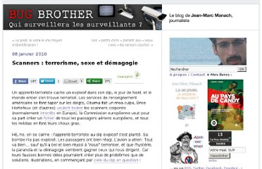 http://bugbrother.blog.lemonde.fr/2010/01/08/scanners-terrorisme-sexe-et-demagogie/