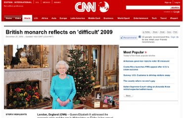 http://www.cnn.com/2009/WORLD/europe/12/25/queen.uk.christmas.message/index.html