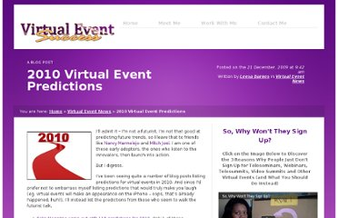 http://virtualeventsuccess.com/2009/12/2010-virtual-event-predictions/