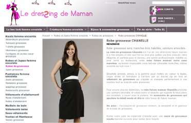 http://www.le-dressing-de-maman.fr/robes-grossesse/298-robe-grossesse-chanelle.html