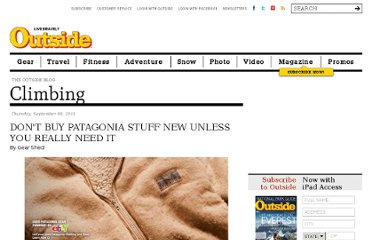 http://www.outsideonline.com/blog/outdoor-adventure/climbing/patagonia-ebay-sign-the-pledge-then-sell-your-old-stand-up-shorts.html