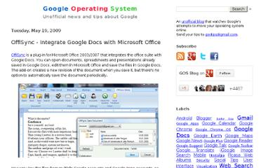 http://googlesystem.blogspot.com/2009/05/offisync-integrate-google-docs-with.html