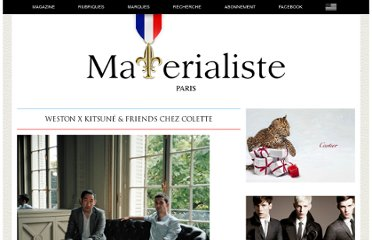 http://www.materialiste.com/style/weston-x-kitsune-friends-chez-colette#comment-94918