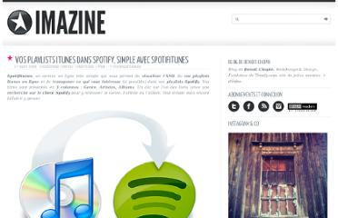 http://www.imazine.fr/2009-09/music/vos-playlists-itunes-dans-spotify-simple-avec-spotifitunes/