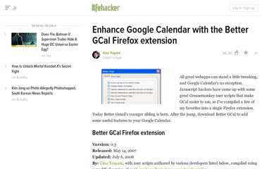 http://lifehacker.com/260074/enhance-google-calendar-with-the-better-gcal-firefox-extension