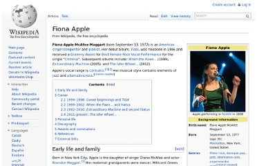 http://en.wikipedia.org/wiki/Fiona_Apple