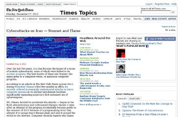 http://topics.nytimes.com/top/reference/timestopics/subjects/c/computer_malware/stuxnet/index.html