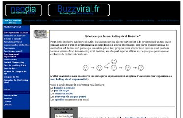http://www.buzzviral.fr/002-marketing-viral-lineaire.html