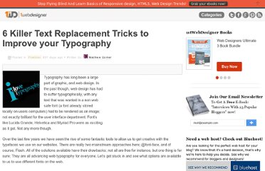 http://www.1stwebdesigner.com/freebies/text-replacement-tricks/