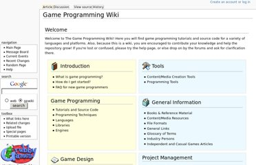 http://content.gpwiki.org/index.php/Game_Engines