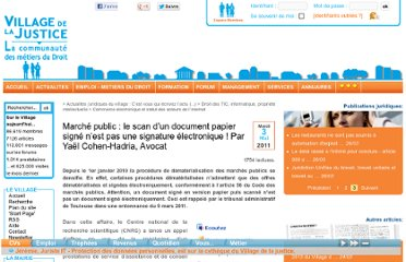 http://www.village-justice.com/articles/Marche-public-scanne-document-papier,10128.html