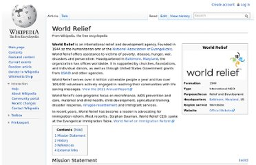 http://en.wikipedia.org/wiki/World_Relief