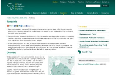 http://www.africaneconomicoutlook.org/en/countries/east-africa/tanzania/