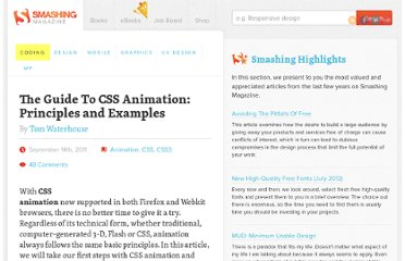 http://coding.smashingmagazine.com/2011/09/14/the-guide-to-css-animation-principles-and-examples/