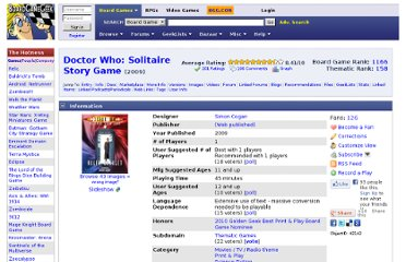 http://boardgamegeek.com/boardgame/42142/doctor-who-solitaire-story-game