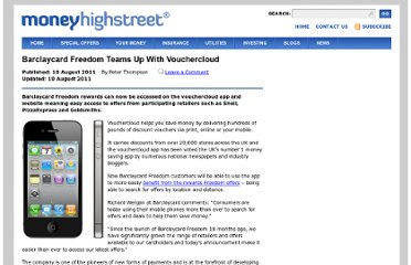 http://www.moneyhighstreet.com/credit-card-news/barclaycard-freedom-teams-up-with-vouchercloud/