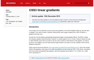 http://dev.opera.com/articles/view/css3-linear-gradients/