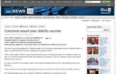 http://www.abc.net.au/news/2010-04-23/concerns-mount-over-child-flu-vaccine/407736