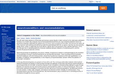 http://www.answers.com/topic/neurotransmitters-and-neuromodulators#e630-s4