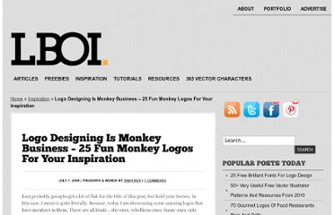 http://www.littleboxofideas.com/blog/inspirations/logo-designing-is-monkey-business