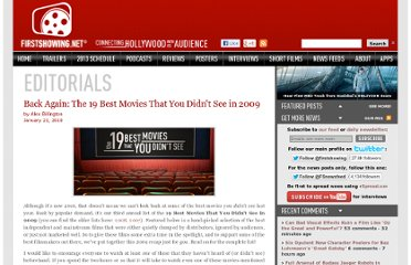 http://www.firstshowing.net/2010/featured-the-19-best-movies-that-you-didnt-see-in-2009/