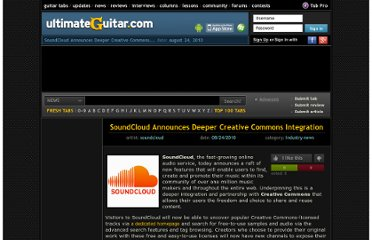 http://www.ultimate-guitar.com/news/industry_news/soundcloud_announces_deeper_creative_commons_integration.html