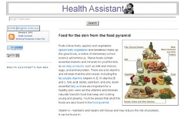 http://healthassistant.blogspot.com/2009/01/food-for-skin-from-food-pyramid.html