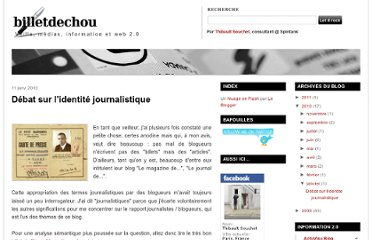 http://billetdechou.blogspot.com/2010/01/debat-sur-lidentite-journalistique.html
