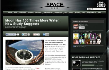 http://www.space.com/8593-moon-100-times-water-study-suggests.html