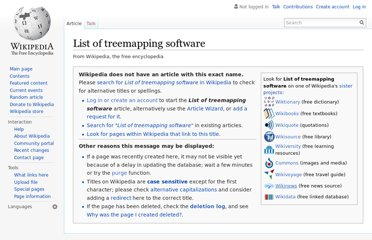 http://en.wikipedia.org/wiki/List_of_treemapping_software