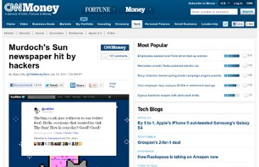 http://money.cnn.com/2011/07/18/technology/murdoch_sun_hacked/index.htm